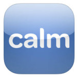 Calm iPhone app